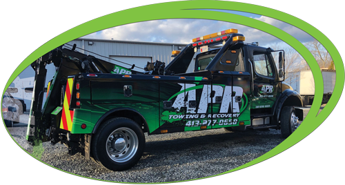 Towing & Recovery in Ware MA